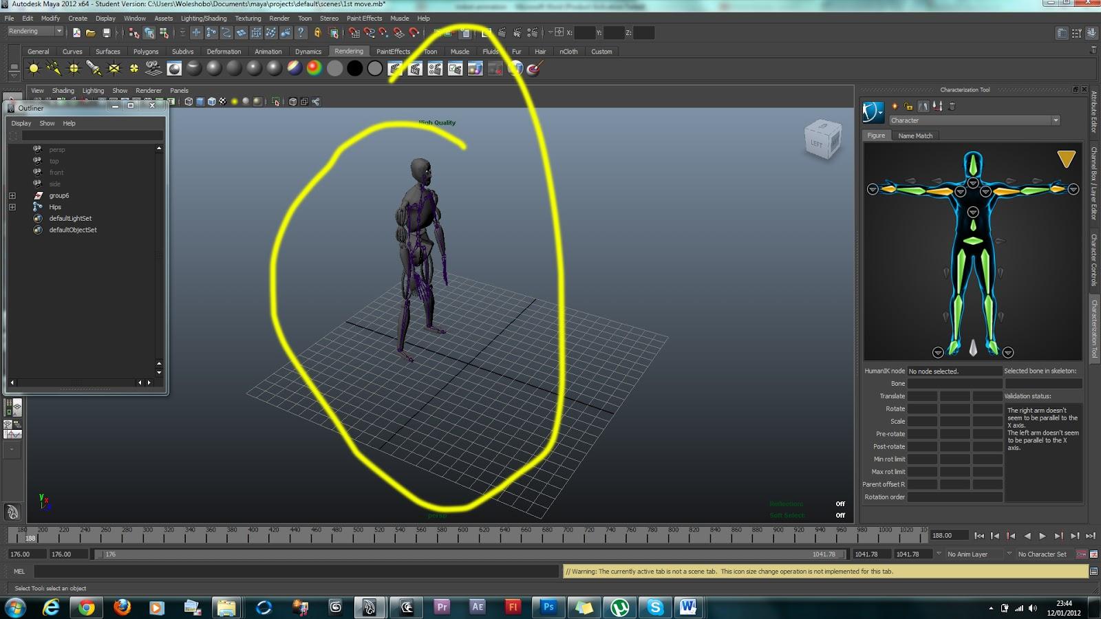 Animationlevel3