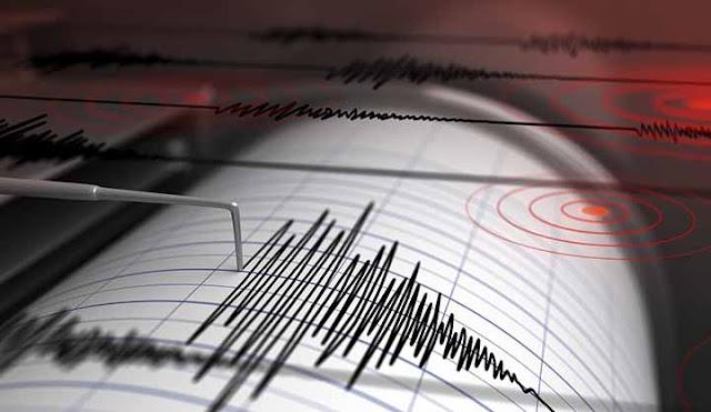 Σεισμική δόνηση στην Πελοπόννησο - Έγινε αισθητός σε τρεις νομούς