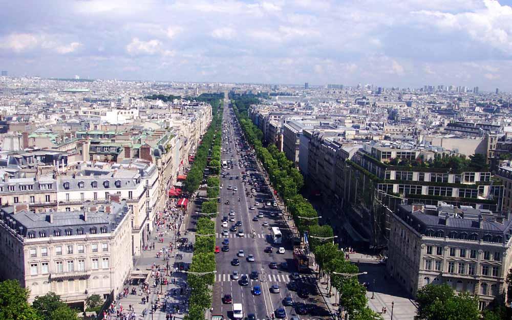 Muitas vezes Fotos de Paris - França | Cidades em fotos YO02