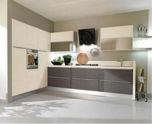 Ecco come scegliere la cucina nuova arredamento facile - Cucina ad angolo con isola ...