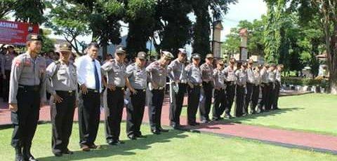 Pengamanan Wapres di Luwu, 317 Personel Disiagakan Tanpa Senpi