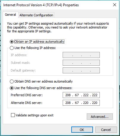 Cara Mempercepat Koneksi Internet dengan DNS Hack 5
