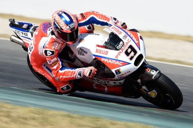 Danilo Petrucci Tercepat FP1 MotoGP Assen Belanda 2017