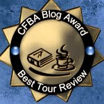 Winner of CFBA  October 2011 Blog Spotlight Tour