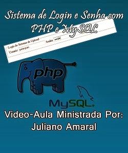 Download - Curso: Sistema De Login E Senha Com Php E Mysql