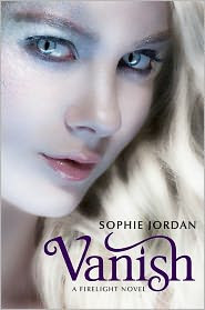 Review: Vanish by Sophie Jordan.