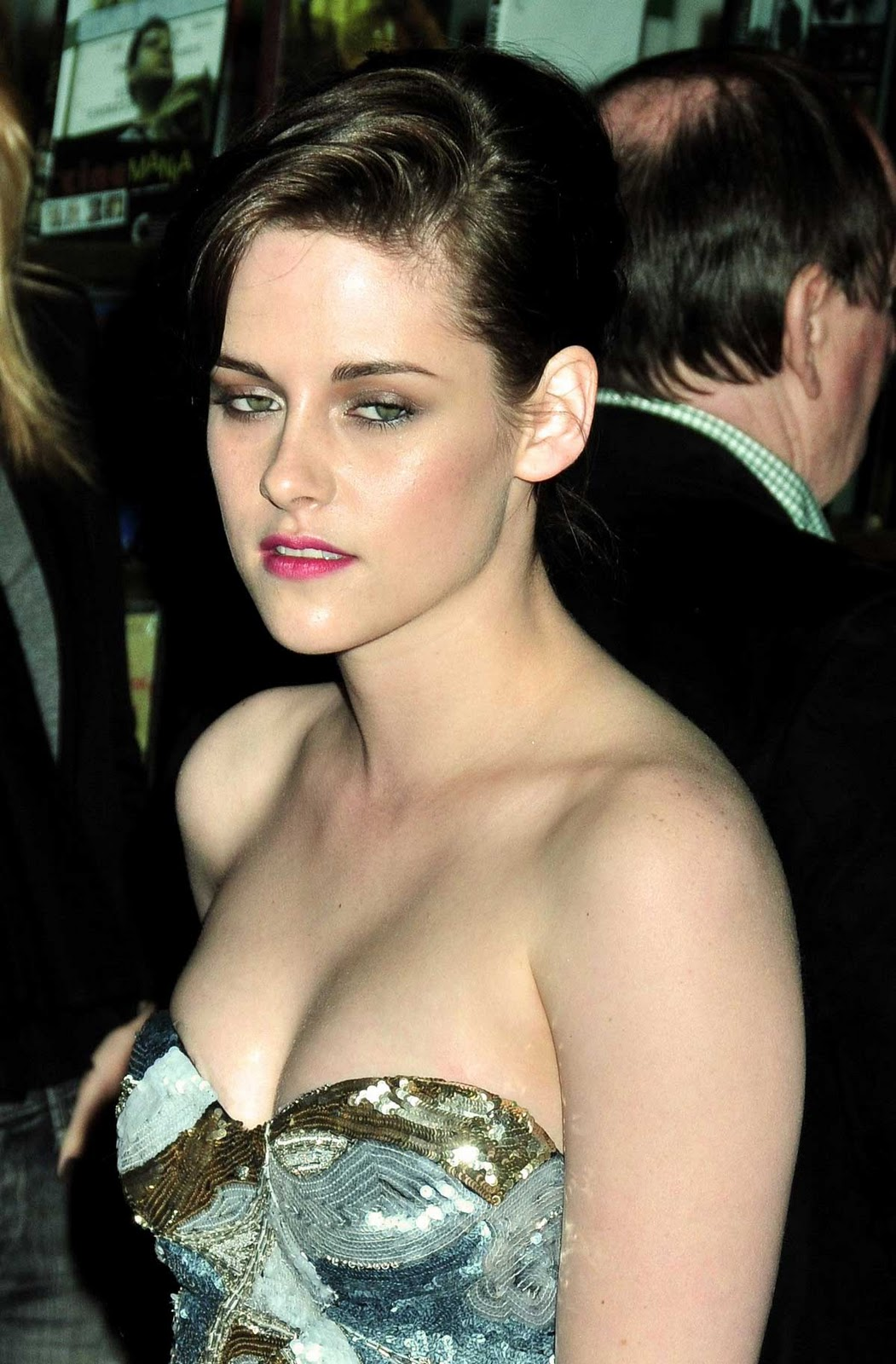 Cleavage Kristen Stewart naked (92 photos), Tits, Sideboobs, Boobs, in bikini 2006