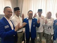 Ketum PAN Sebut Anies Gubernur, Netizen: Sudah Mendahului Tuhan
