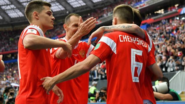 Rusia 2018: Grupo A