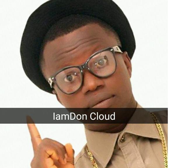 Music artiste Don Cloud