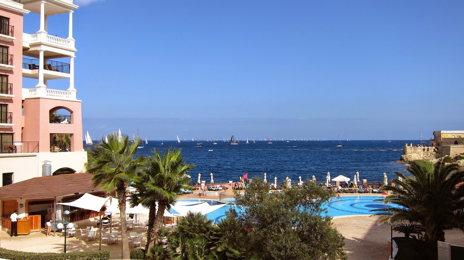 Rolex Middle Sea Race, Westin Dragonara Resort, St. Julian's, Malta