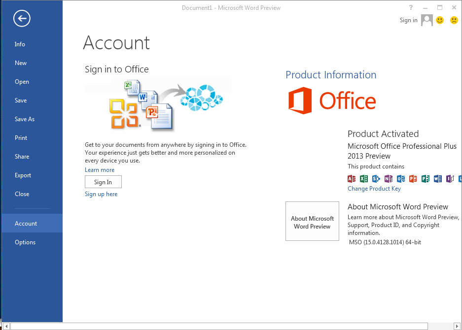 Serial Numbers For Free: Microsoft Office 2013 Product Key