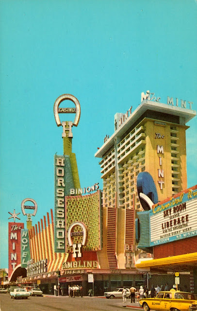 Vintage Photos Of Las Vegas In The S And S