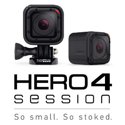 Harga Kamera GoPro Semua Tipe dan Spesifikasi Terbaru 2016