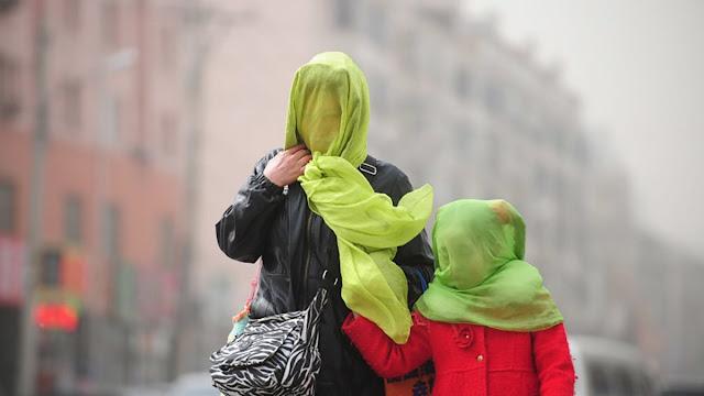 polusi udara, asap, kesehatan, pencemaran udara, udara kotor, infeksi paru