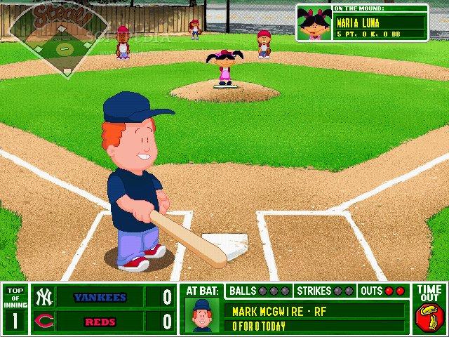 Backyard Baseball 2003 Free Download Full Version  Highly