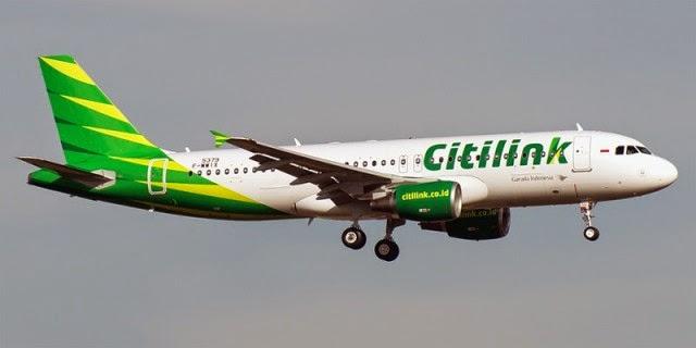 gambar pesawat citilink