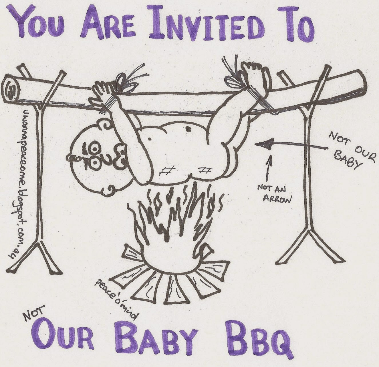 Peace'O'Mind Baby Shower