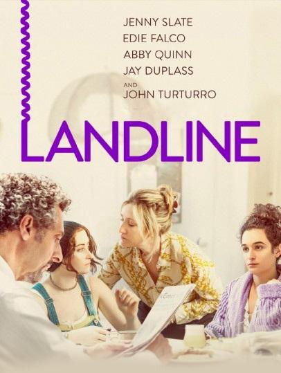 Landline [2017] [DVDR] [NTSC] [Latino]