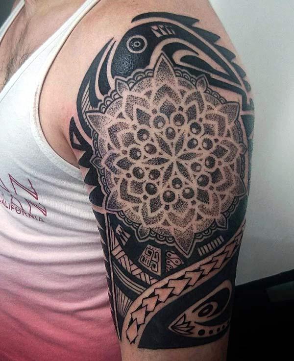 Leg Sleeve Tattoos For Men