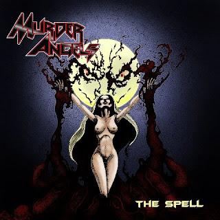 """Το τραγούδι των Murder Angels """"Evil Spell"""" από το ep """"The Spell"""""""