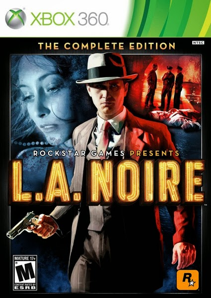 L.A. Noire The Complete Edition XBOX 360 ESPAÑOL (Region FREE) (XGD2) 1