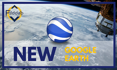 There is a New Google Earth and it's Amazing!
