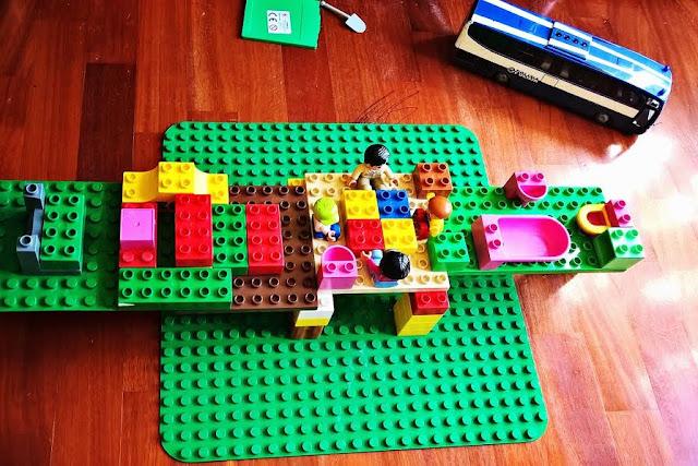 creare e giocare con i lego