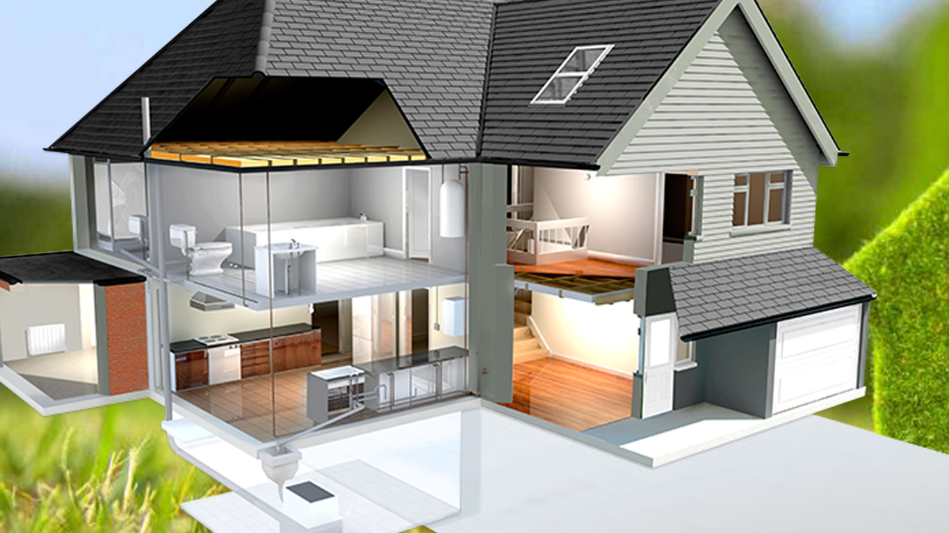 Energy Efficient House Design Tips