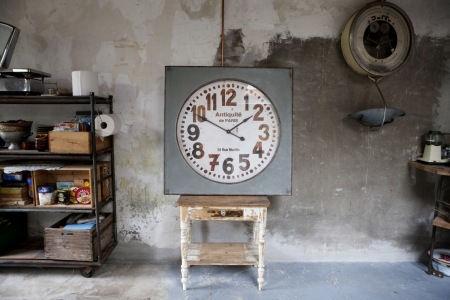 Vintage Woonkamer Inrichten : Industriële inrichting met vintage meubels wonen 2019