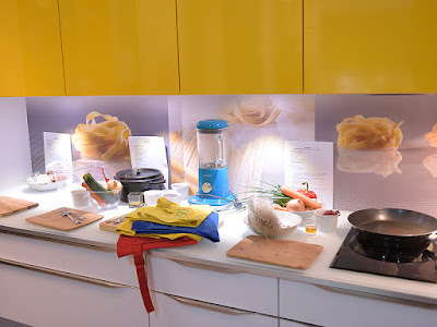 Le Chameau Bleu - Atelier 750gr - Cuisine