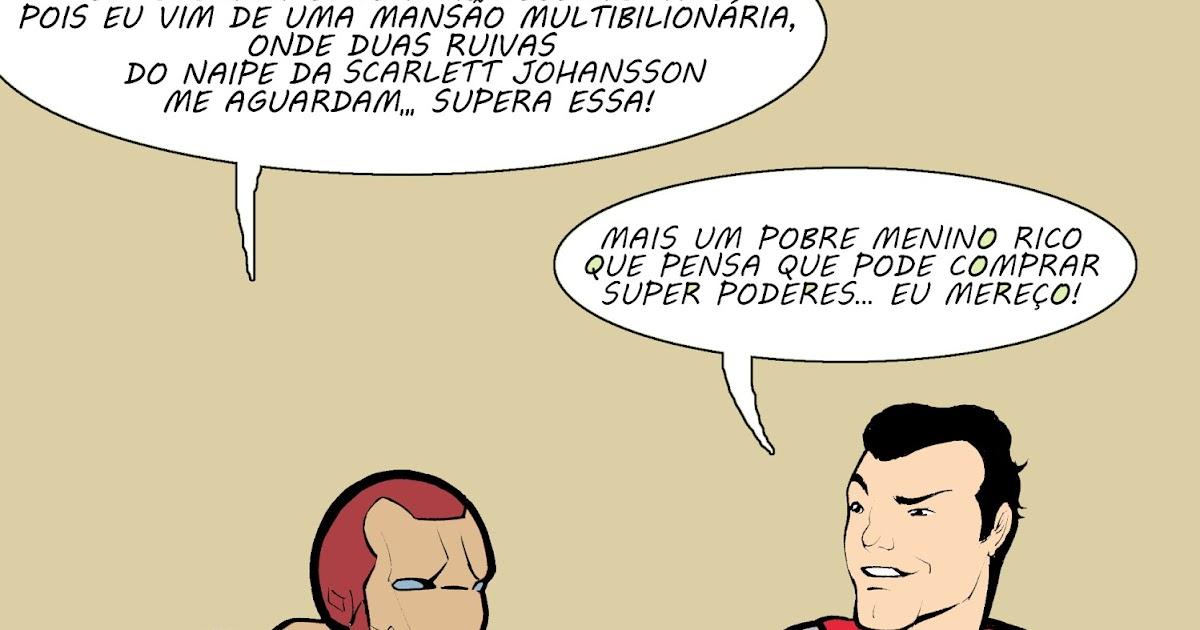 ... : Homem de Aç... Robert Downey