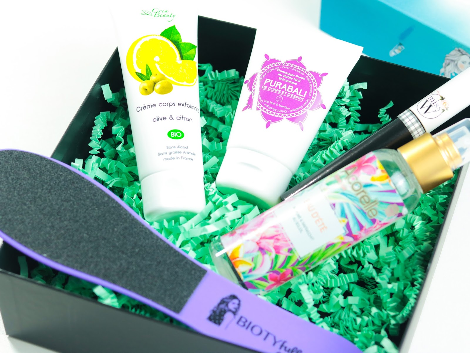 La Paradisiaque | BIOTYfull Box