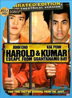Harold y Kumar Escape de Guantanamo Bay (2008) HD [1080p] Latino [GoogleDrive]