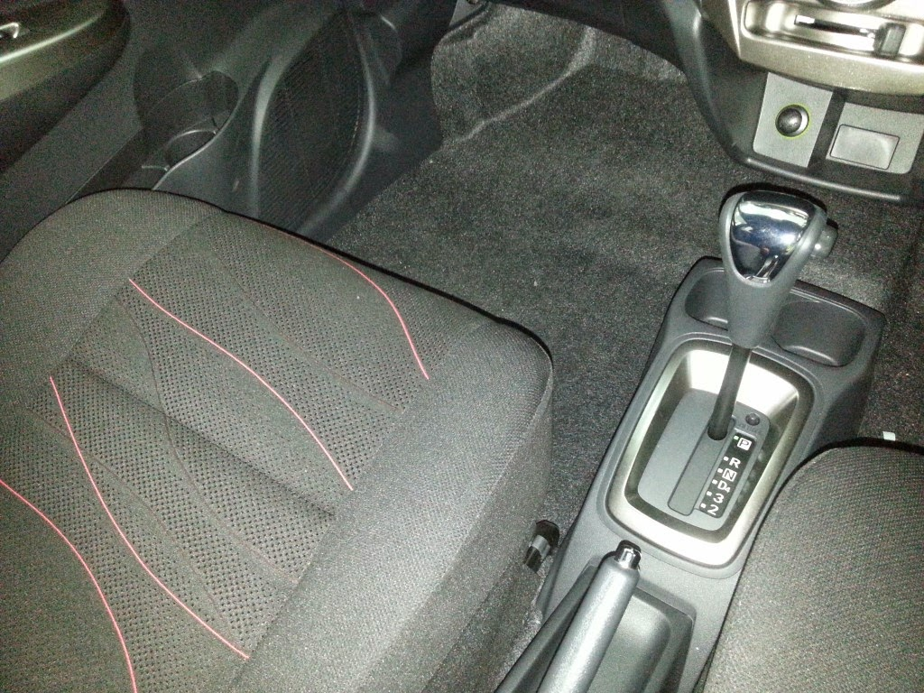 Asian Auto Digest The New 2014 Perodua Axia Interior