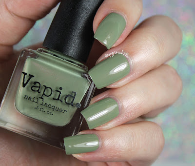 Vapid Nail Lacquer Moon Moth | Fall 2016
