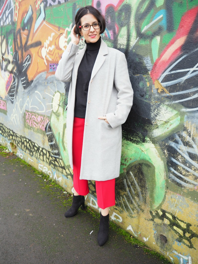 How to make your culottes work during winter
