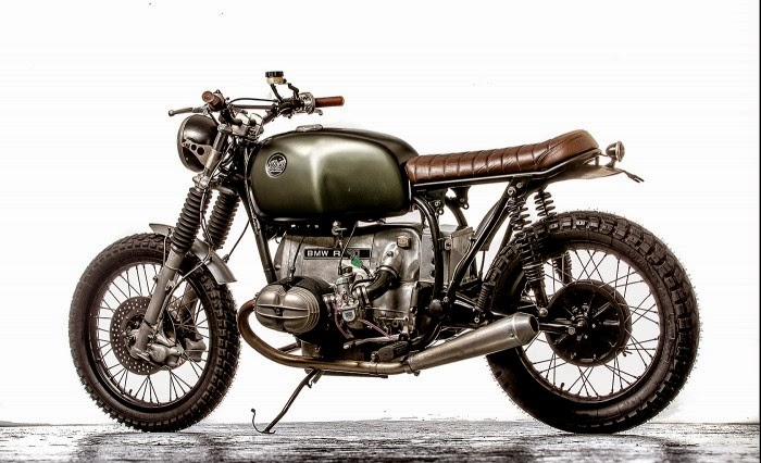 milchapitas kustom bikes bmw r80 7 by down out cafe. Black Bedroom Furniture Sets. Home Design Ideas