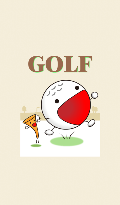 Let's golf together