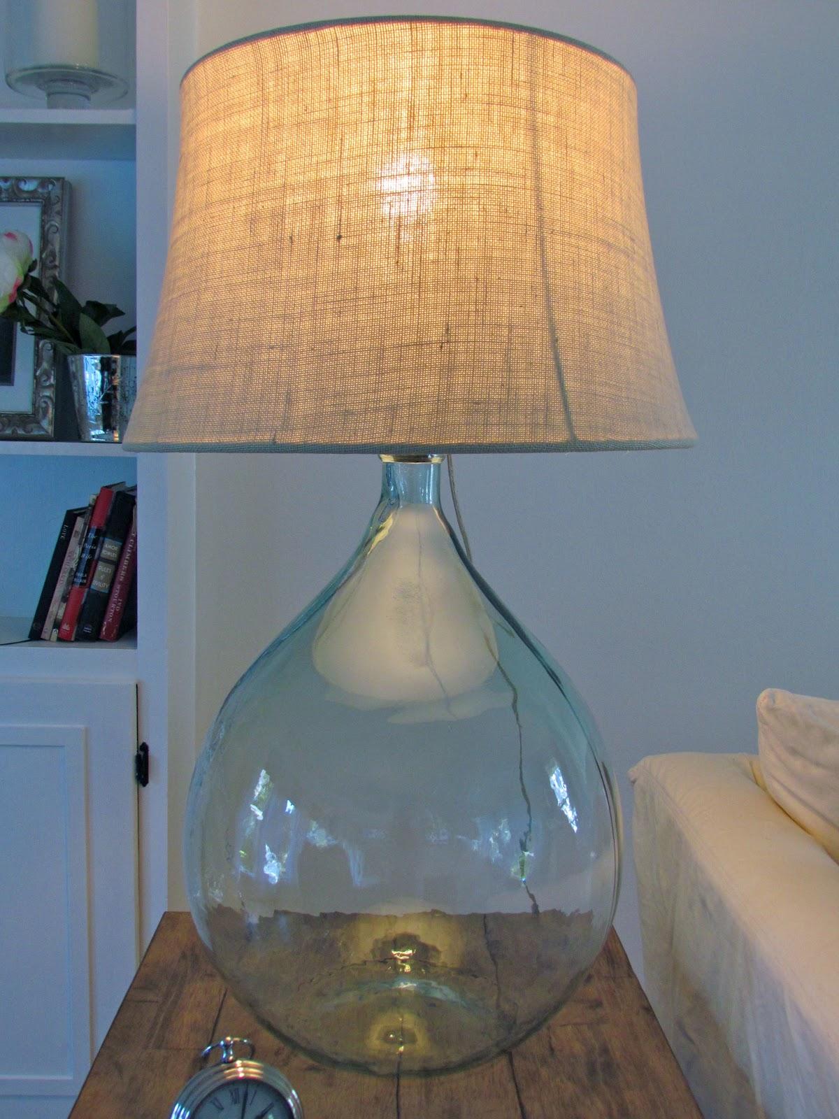 Restlessoasis Diy Pottery Barn Lamp