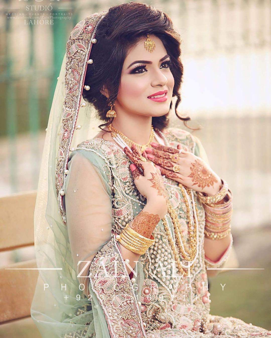 Beautiful Bridal DP For Facebook Profile Picture Collection