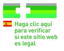 Logotipo de verificación de farmacia registrada para venta de medicamentos en Internet.