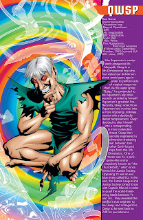 Qwsp Ficha DC Comics