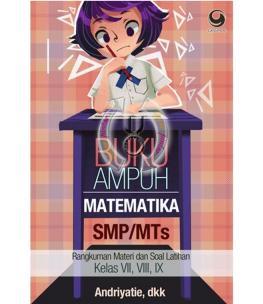 Harga Buku Ampuh Matematika SMP/MTS Kelas 7, 8, 9.