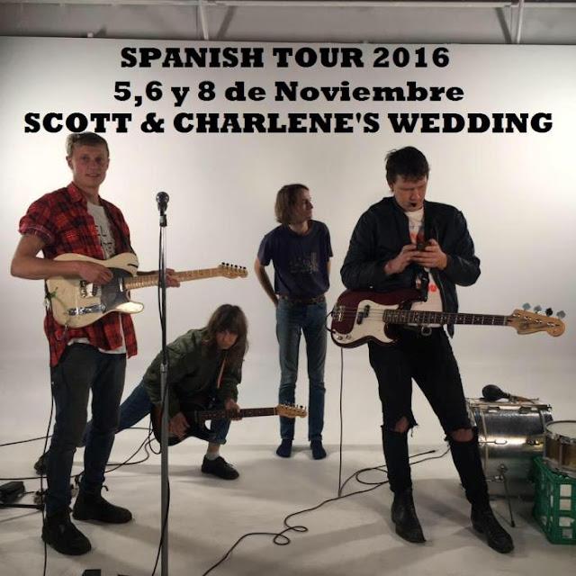 Scott & Charlene's Wedding - Gira noviembre