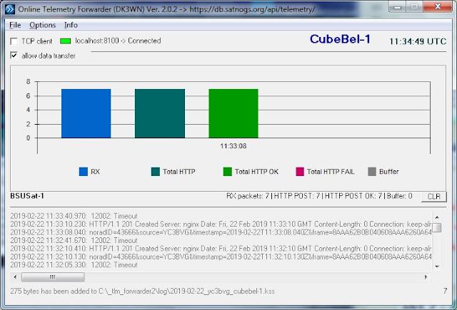 Online Telemetry Forwarder (DK3WN) 2.0.2
