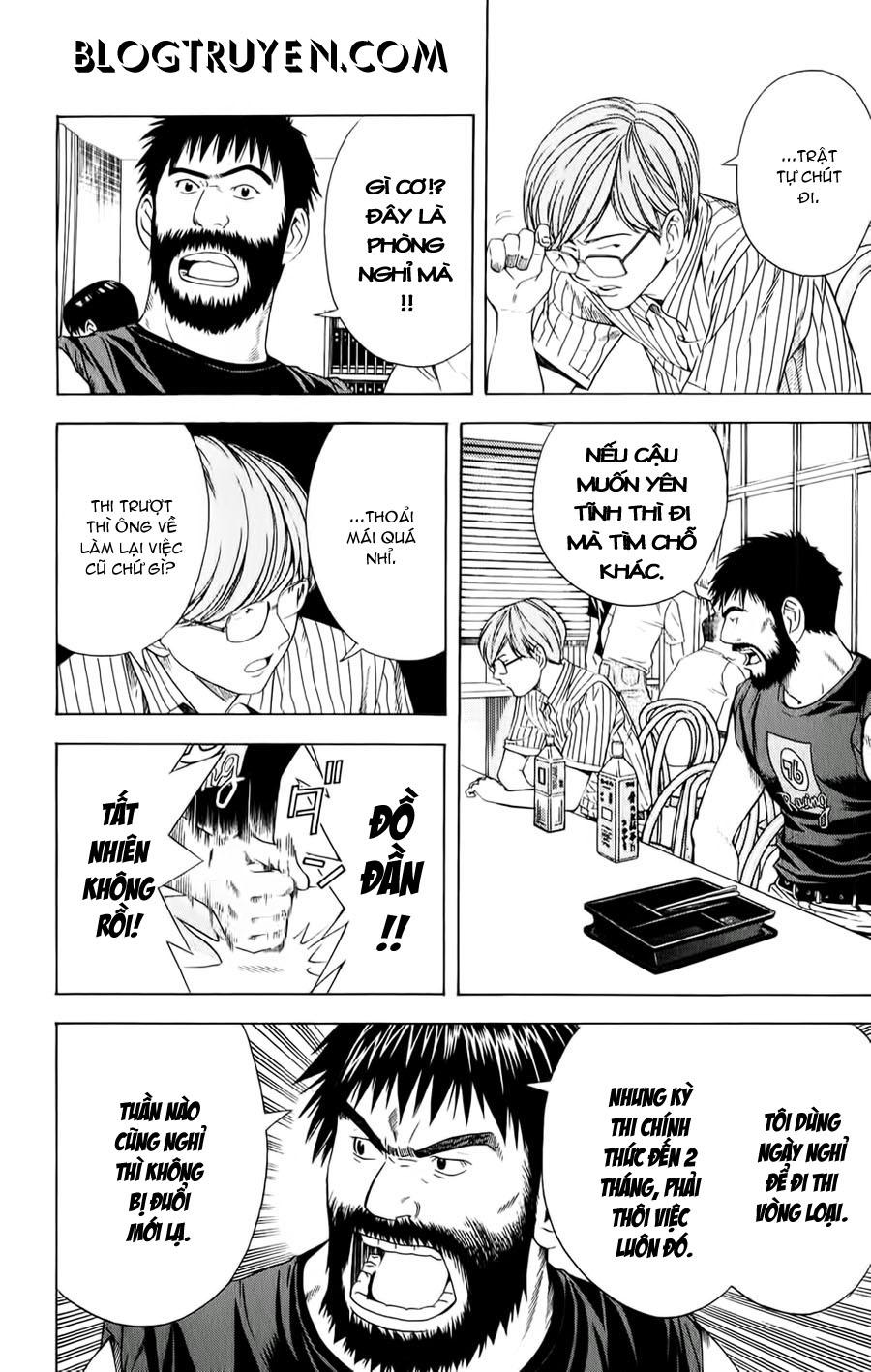 Hikaru No Go hikaru no go chap 79 trang 9