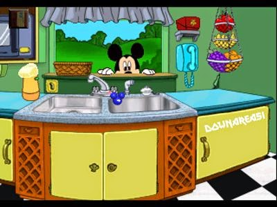 My Disney Kitchen PS1 ISO - Download Game PS1 PSP Roms Isos and ...