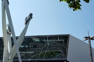 The Rookie Road Tripper Visits The Porsche Museum in Stuttgart