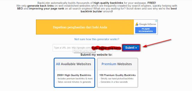 Cara Mendatangkan Visitor Menggunakan Blacklink Otomatis Cara Mendatangkan Visitor Menggunakan Blacklink Otomatis